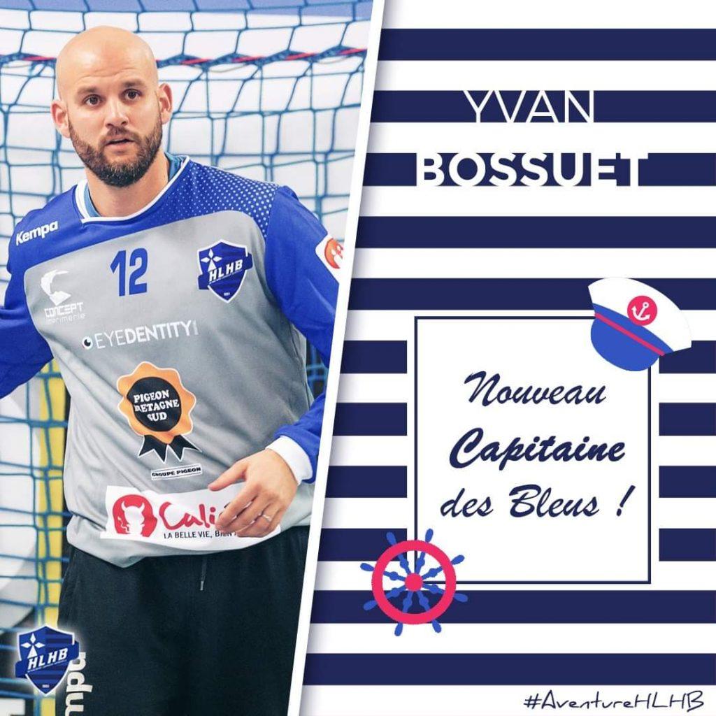 L'Interview du nouveau capitaine des Bleus