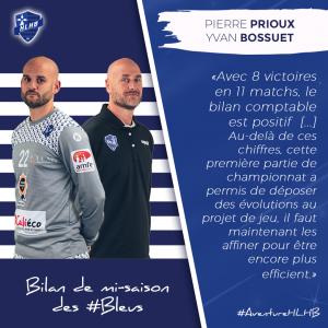 Bilan de mi-saison 2019/2020 des #Bleus