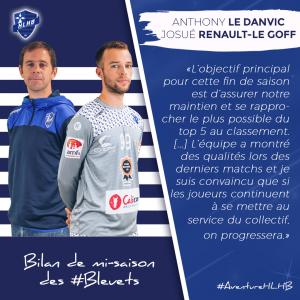 Bilan de mi-saison 2019/2020 des #Bleuets