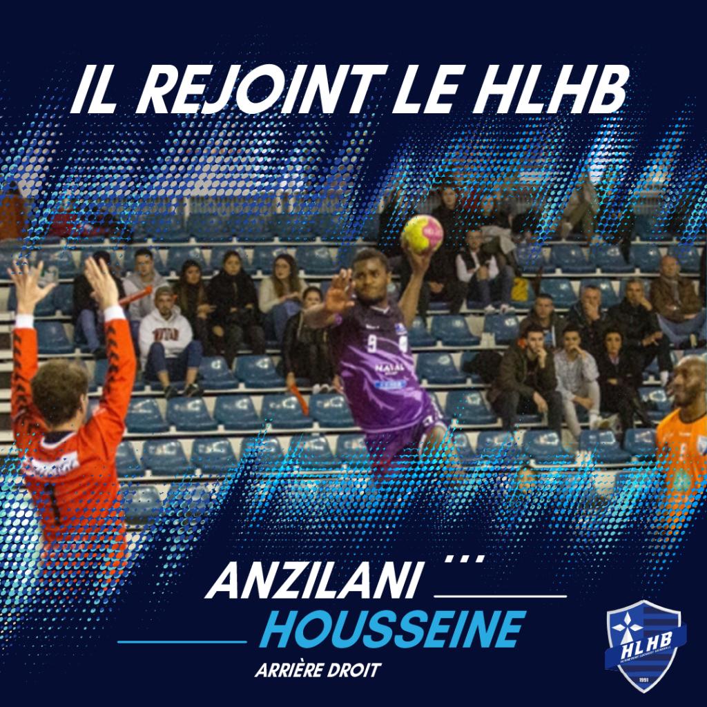 Bienvenue à Housseine Anzilani